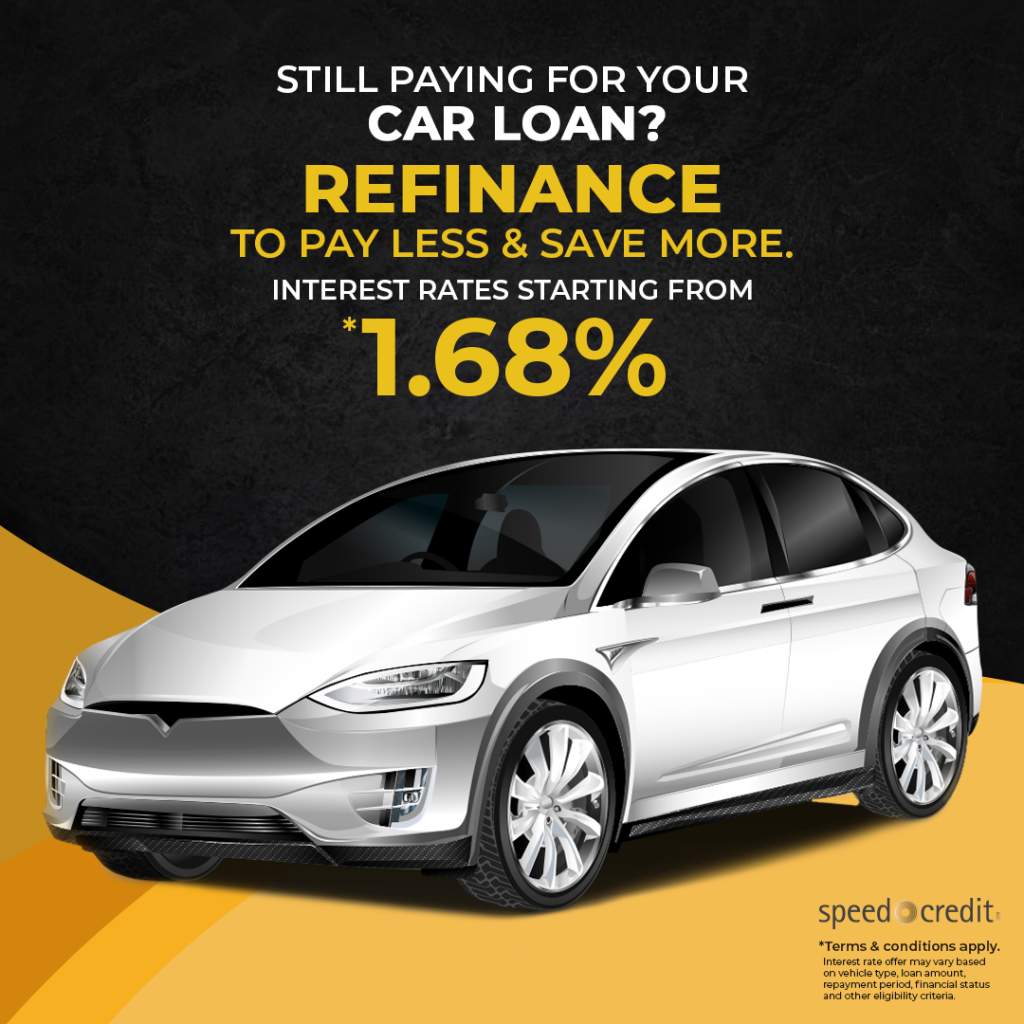 Car Refinancing From 1.68% Interest Rate